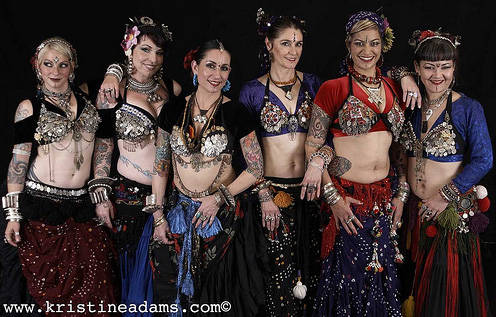 ATS Fat Chance Belly Dance
